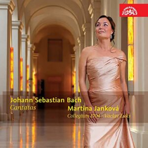 Johann Sebastian Bach Kantáty