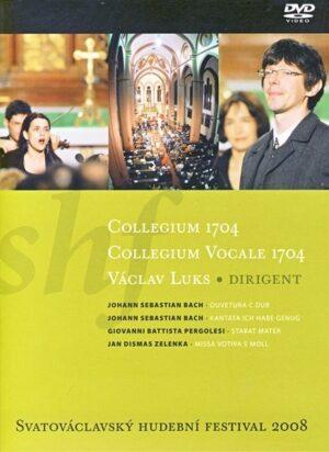 Bach / Zelenka / Pergolesi