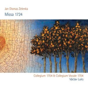 Jan Dismas Zelenka Missa 1724