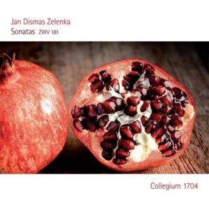 Jan Dismas Zelenka: Sonatas ZWV 181 a 2 oboi (violino) e 2 bassi obligati